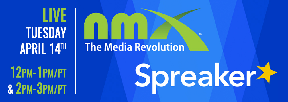 Spreaker NMX Live Stream